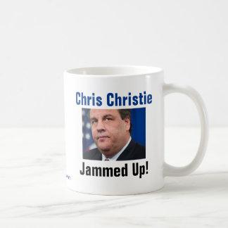 Chris Christie - Jammed Up! Coffee Mug