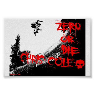 Chris Cole Poster