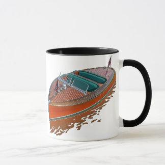 Chris-Craft Barrel Back Mug