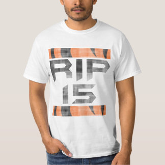 Chris Henry Rest in Peace 15 T-Shirt