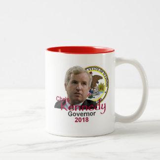 Chris KENNEDY Governor Mug