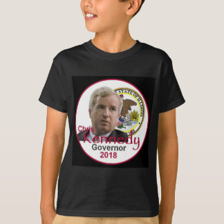 Chris KENNEDY Governor T-Shirt