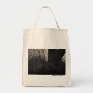 Chris Muir Organic Tote Canvas Bag