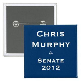 Chris Murphy for Senate Button