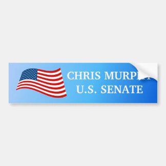 Chris Murphy  for Senate Bumper Sticker