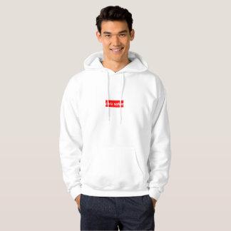 Chris Nation Box Logo mens high quality hoodie