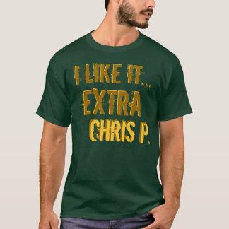 Chris P. T-Shirt