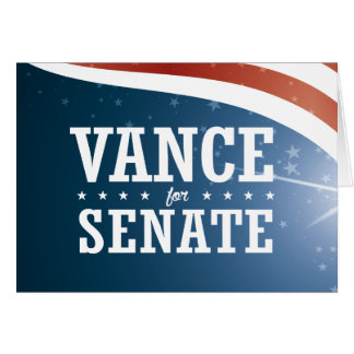 Chris Vance 2016 Card