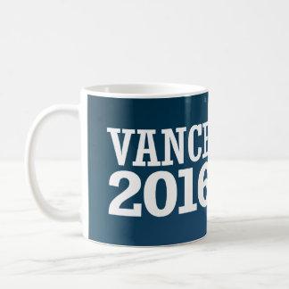 Chris Vance 2016 Coffee Mug
