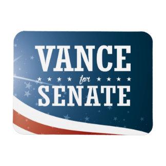 Chris Vance 2016 Rectangular Photo Magnet