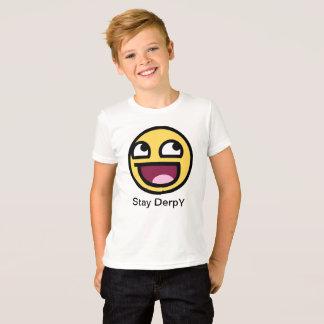 CHrislongmine merch derp T-Shirt
