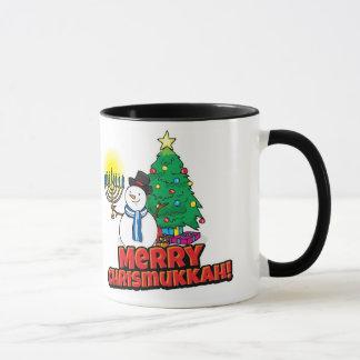 Chrismukkah Mug