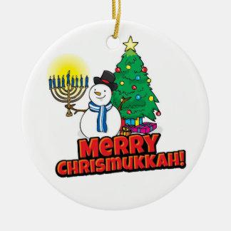 Chrismukkah tree ornament
