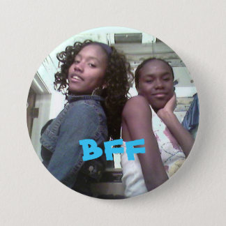 chrisnlaina, BFF 7.5 Cm Round Badge