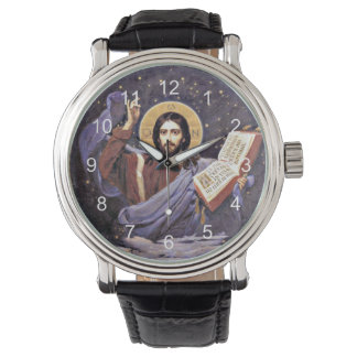 Christ Almighty, Viktor Vasnetsov painting Watch
