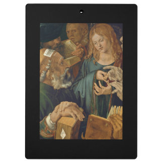 Christ Among the Doctors c1506 Clipboard