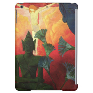 Christ and Buddha, c.1890-1892 Case For iPad Air