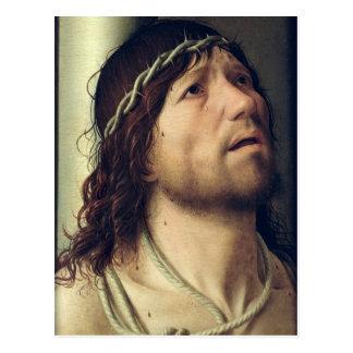 Christ at the Column, c.1475 Postcard