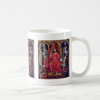 Christ Blessing By Gallego Fernando Mug