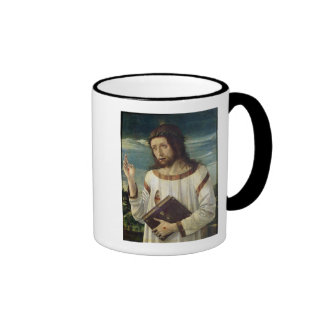 Christ Blessing Mug