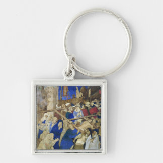 Christ Carrying Cross,Grandes Heures Key Chain