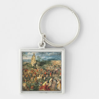 Christ carrying the Cross, 1564 Keychain