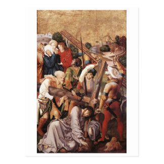Christ Carrying the Cross Postcard