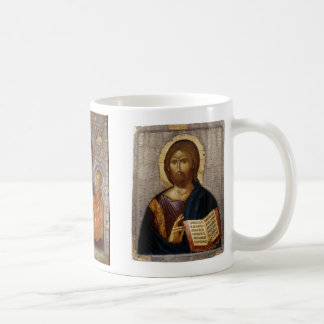Christ, Christ, Theotokos Coffee Mug