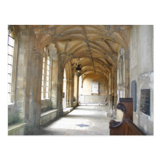 Christ Church Cathedral, Oxford Postcard