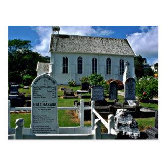 Christ Church Cemetery, Paimia Postcard