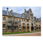 Christ Church College in Oxford, England Post Cards