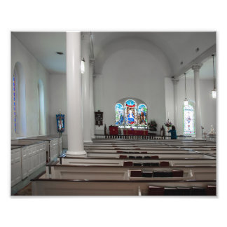 Christ Church Episcopal Church Photo Print