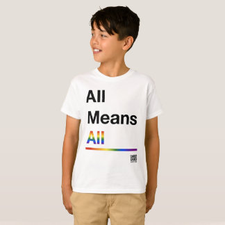 Christ Church PDX: Pride Shirt for Kids