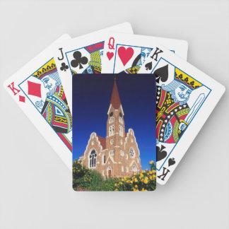 Christ Church, Windhoek, Khomas, Namibia Bicycle Playing Cards