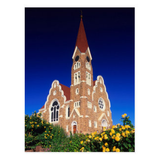 Christ Church, Windhoek, Khomas, Namibia Postcard