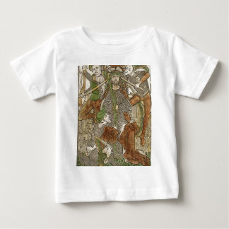 Christ Crowned with Thorns Baby T-Shirt