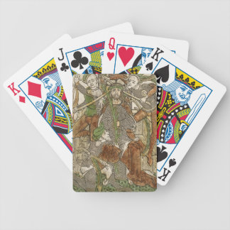 Christ Crowned with Thorns Poker Deck