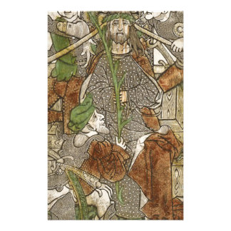Christ Crowned with Thorns Stationery