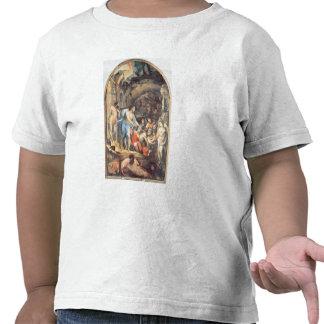 Christ in Limbo c 1530-35 panel T Shirts