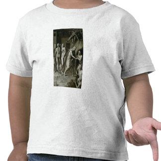 Christ in Limbo T Shirts