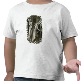 Christ in Limbo Tee Shirts