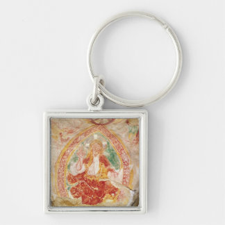 Christ in Majesty Key Chains