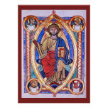 Christ in Majesty Print