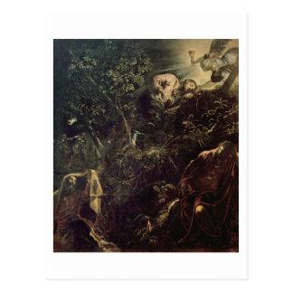 Christ in the Garden of Gethsemane 2 Postcard