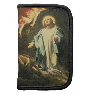 Christ in the Garden of Gethsemane 3 Organizers