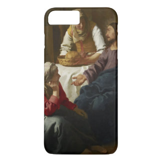 Christ in the House of Martha and Mary by Vermeer iPhone 7 Plus Case