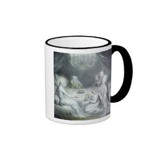 Christ in the House of Martha and Mary Mugs