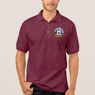 Christ Is Alive – C.I.A. icon look-alike Polo Shirt