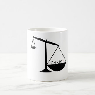 Christ Is Greater Than Religion - mug