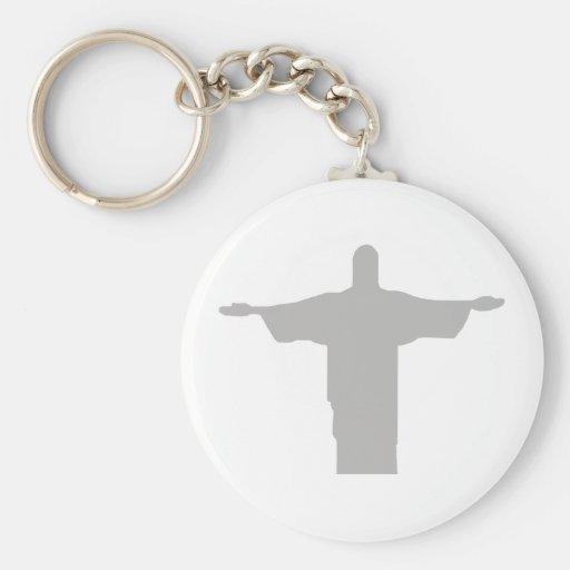 Christ Key Chain